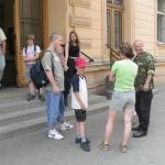 Výlet na Helfštýn 2006